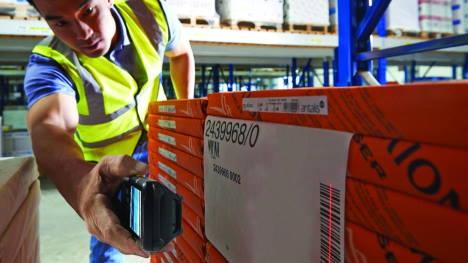 Barcodes scannen