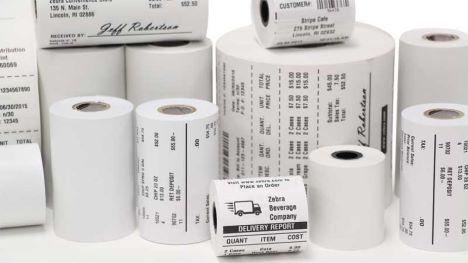 Rollen voor thermische printers