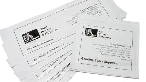 Schoonmaaksetjes voor labelprinters