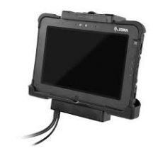 Zebra L10 dockingstation voor mobiel apparaat Tablet Zwart
