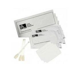 Zebra Reinigings Kit, voor ZXP Series 7, 12 feeder-print-path-laminator reinigingskaarten, 12 swabs en 3 klevende kaarten