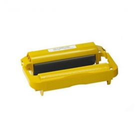 Zebra cartridge 110 mm x 74 m, Wax/Resin 3400, Voor ZD420c (cartridge), Zwart -> 6 stuks