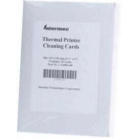 Honeywell Cleaning cards, 25 stuks, geschikt voor de PM43c, PXie Series PX6ie, EasyCoder 401, 501, F4