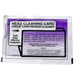 Honeywell Cleaning card
