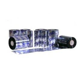 TSC lint 110 mm x 300 m, Premium wax/resin, Kern 25 mm, Zwart -> 12 rollen