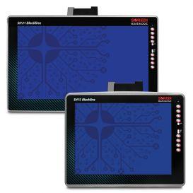 Datalogic SH15 Blackline, 110-230 VAC, USB, RS232, BT, Ethernet, WLAN, 10 IoT Enterprise