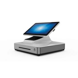Elo PayPoint Plus, 39.6 cm (15.6''), Projected Capacitive, SSD, MSL, Scanner, Android, wit