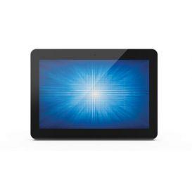 Elo I-Series 2.0 Standard, 10 inch, Android 7.1, PCAP, USB, Bluetooth, Ethernet, WiFi, 2.0 GHz, RAM 3 GB, Flash 32 GB, HDMI, Zwart