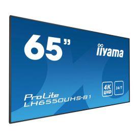 iiyama ProLite LH6550UHS-B1, 165 cm (65''), zwart