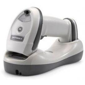 Zebra LI4278, Bluetooth, 1D, Incl. basisstation en USB kabel, Wit