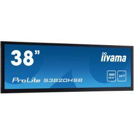 iiyama ProLite S3820HSB-B1, 96.5 cm (38''), black