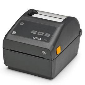 Zebra ZD420d, USB, BT (BLE), Ethernet, DT, 203 dpi, RTC, EPLII, ZPLII, incl. USB kabel en voeding