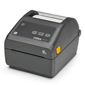 Zebra ZD420d, USB, BT, WLAN, DT, 203 dpi, RTC, EPLII, ZPLII, incl. USB kabel en voeding