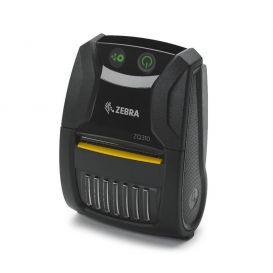 2e Kans: Zebra ZQ310 Outdoor, 58 mm, USB, Bluetooth, 203 dpi, ZPL, CPCL, incl. USB kabel en riemclip