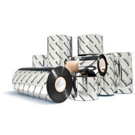 Honeywell lint 90 mm x 450 m, Wax TMX 1310/GP02, Kern 25 mm, Binnenwikkeling, Zwart -> 10 rollen