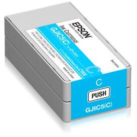 Epson cartridge, Cyaan, geschikt voor de C831