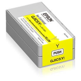 Epson cartridge, Geel, geschikt voor de C831