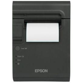 Epson TM-L90, 8 dots/mm (203 dpi), USB, Ethernet, zwart, Incl. voeding, Excl. aansluitkabel en netsnoer