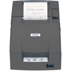 Epson TM-U220B, Ethernet, cutter, zwart, incl. voeding, excl. netsnoer