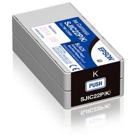 Epson cartridge, zwart, geschikt voor de C3500, 32,6 ml
