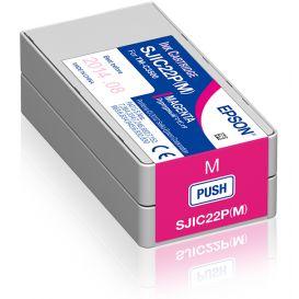 Epson cartridge, magenta, geschikt voor de C3500, 32,5 ml