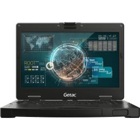 "Getac S410 G2 Notebook 35,6 cm (14"") Intel® 8de generatie Core™ i5 8 GB DDR4-SDRAM 500 GB HDD Wi-Fi 5 (802.11ac) Windows 10 Pro Zwart"