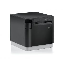Star mC-Print3, USB, Ethernet, Star CloudPRNT, Zwart, Incl. voeding