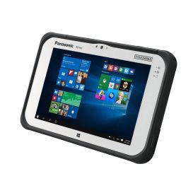 "Panasonic Toughpad FZ-M1 MK3 4G 128 GB 17,8 cm (7"") Zevende generatie Intel® Core™ i5 8 GB Wi-Fi 5 (802.11ac) Windows 10 Pro Zwart, Zilver"