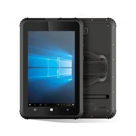"Newland NQuire 800 II 20,3 cm (8"") Intel Atom® 2 GB 32 GB Wi-Fi 4 (802.11n) 3G Zwart Windows 10 Pro"