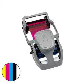 Zebra kleurenlint (YMCKO), geschikt voor de ZC350, 200 afdrukken
