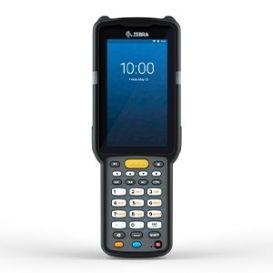 """Zebra MC3300 PDA 10,2 cm (4"""") Touchscreen 375 g Zwart"""