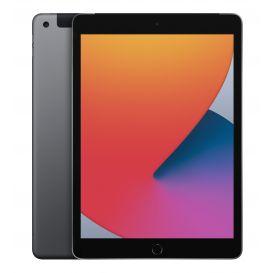 "Apple iPad 25,9 cm (10.2"") 128 GB Wi-Fi 5 (802.11ac) 4G LTE Grijs iPadOS"