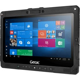 "Getac K120 256 GB 31,8 cm (12.5"") Intel® 8de generatie Core™ i5 8 GB Wi-Fi 5 (802.11ac) Windows 10 Pro Zwart"