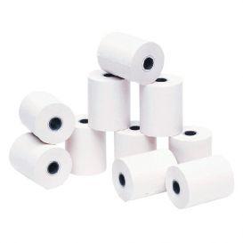 Bonrol, thermisch, 55g, rol breedte: 80mm, kern: 12mm, diameter: 40mm, lengte: 19m -> Per 40 stuks