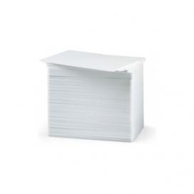 Evolis PVC pasjes, 30 mil (0,76 mm), wit -> per 500 stuks