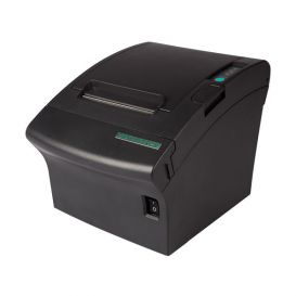 Metapace T-3, USB, Ethernet, cutter, zwart, incl. USB kabel en voeding