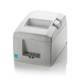 Star TSP654IIBI-24 Bluetooth (iOS), 8 dots/mm (203 dpi), cutter, wit, Excl. voeding