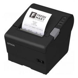 Epson TM-T88V, USB, RS232, zwart