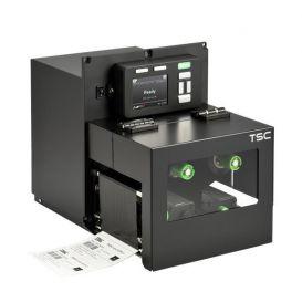 TSC PEX-1220 Right Hand, 203 dpi, display (kleur), RTC, USB, RS232, LPT, Ethernet, incl. USB kabel, voeding, netsnoer