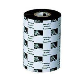 Zebra lint 131 mm x 450 m, Resin 4800, Kern 25 mm, Zwart -> 12 rollen