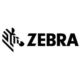 Zebra lint 110 mm x 30 m, Wax/Resin 5555, Voor (R)P4T, Zwart -> 10 rollen