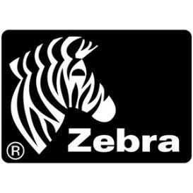 Zebra 8000T sleufetiket, wit, 25x229 mm, Extra Tuff, 180 Tag, Synthetisch, Kern 76 mm, diameter 200 mm, 2000 tags op rol