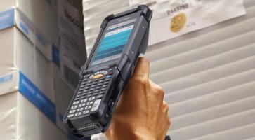 De Zebra MC9300: Een krachtpatser in het magazijn