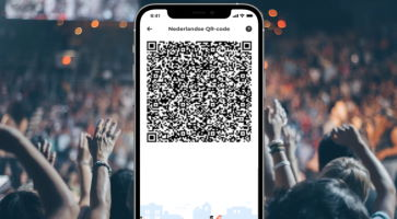 De CoronaCheck app in combinatie met een PDA
