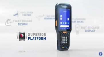 Review: Datalogic Skorpio X5